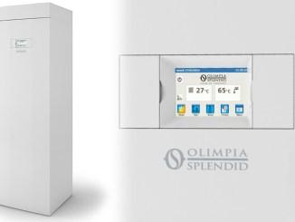 Olimpia Splendid Sherpa Aquadue, pompa di calore a recupero totale