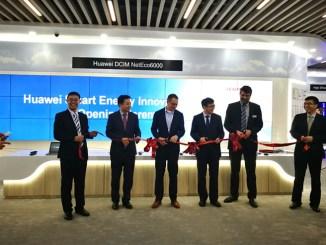 Norimberga, Huawei inaugura lo Smart Energy Innovation Center
