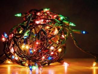 Ecolamp, come smaltire le luci di Natale tutelando l'ambiente
