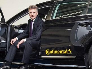 Continental e i veicoli automatizzati, il CEO traccia la rotta