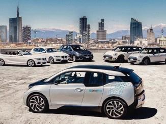 Guida sostenibile, il car sharing elettrico DriveNow con BMW i3