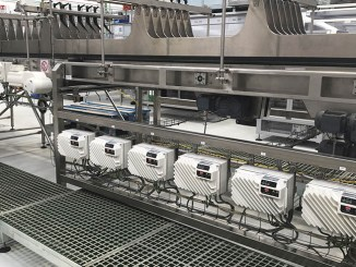 La smart factory Nestlé Waters adotta azionamenti Danfoss VLT FlexConcept
