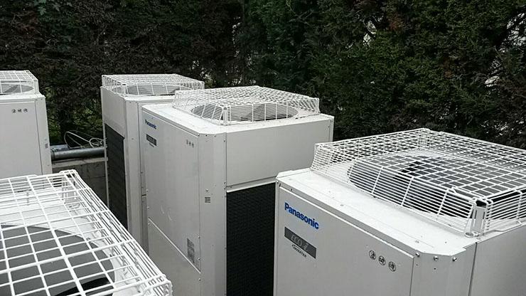 Panasonic, climatizzazione efficiente per l'hotel Porto Azzurro