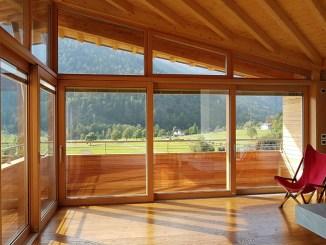 Alpilegno, scorrevoli e portoncini a risparmio energetico