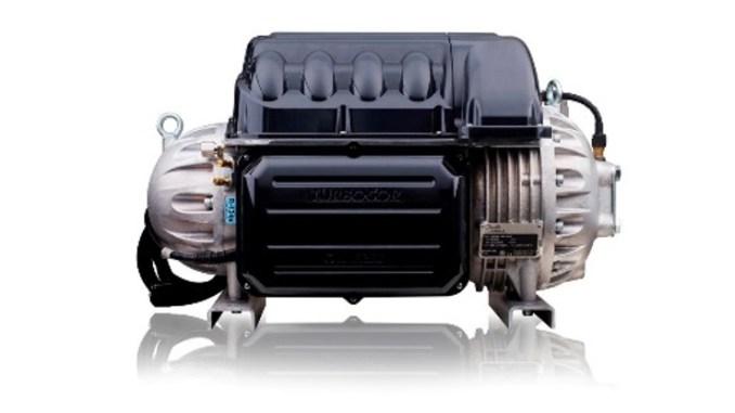 Danfoss Turbocor TT700, compressori efficienti per l'HVAC