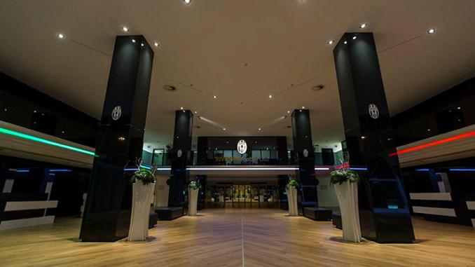 Philips Lighting progetta l'illuminazione dello Juventus Stadium