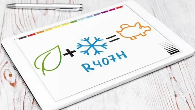 Daikin sviluppa il refrigerante R-407H a basso GWP