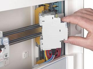 BTicino EMS BTdin abilita l'energy management