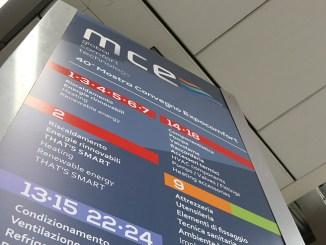 MCE e Federazione ANIE, una collaborazione sempre più forte