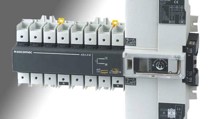 Socomec ATyS M, commutatori di potenza per tutte le esigenze