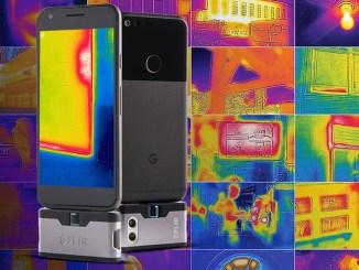 FLIR ONE e ONE Pro, termocamere per smartphone e tablet