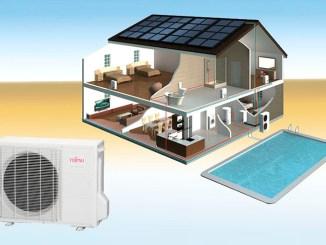 """Waterstage Fujitsu, il riscaldamento domestico """"green"""""""