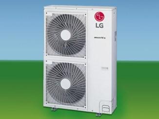 LG Multi V S, il primo mini VRF con recupero di calore