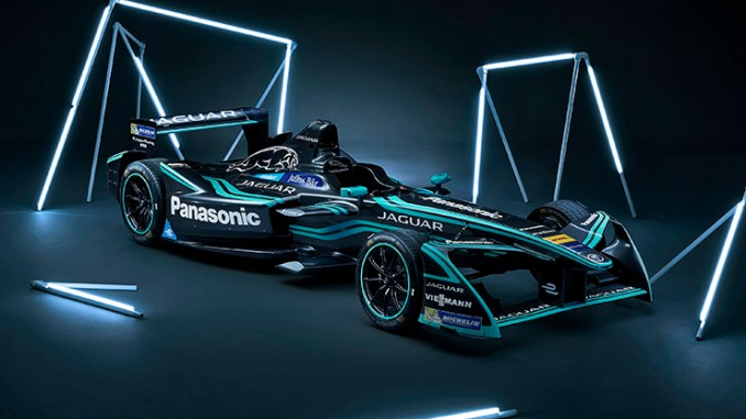 Viessmann è sponsor del Panasonic Jaguar Racing Team