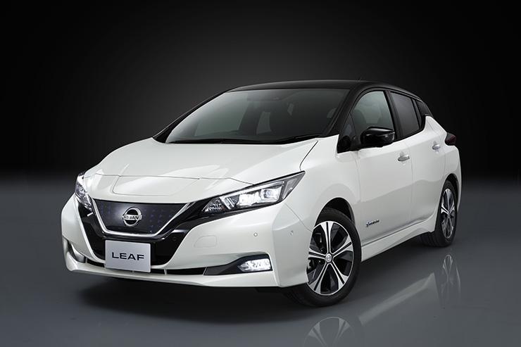 Nuova Nissan LEAF, più autonomia e tecnologia ProPILOT