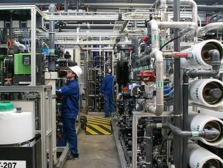 L'osmosi inversa Dow per la centrale dell'Oman