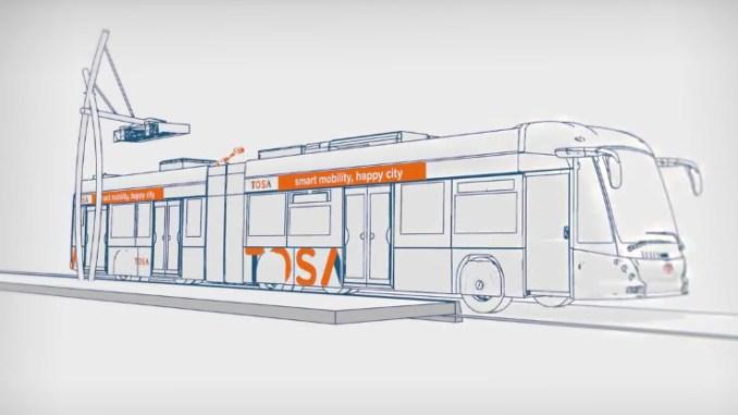 Nantes sceglie la tecnologia innovativa ABB e-bus
