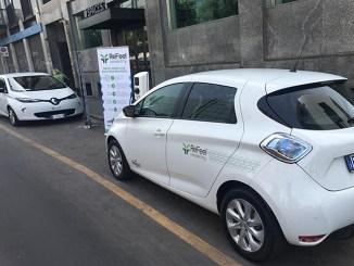 Spaces e Refeel eMobility, insieme per la mobilità sostenibile