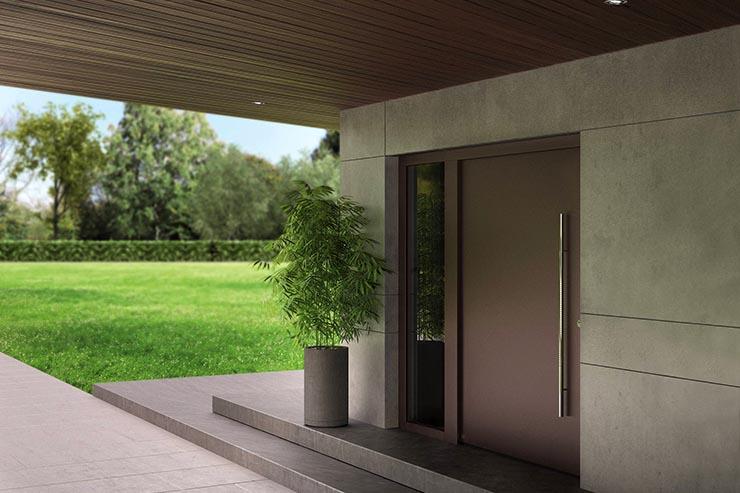 L'efficienza energetica Hörmann a Klimahouse