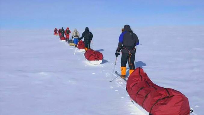 Commvault in Antartide, la salvaguardia dei dati e dell'ambiente
