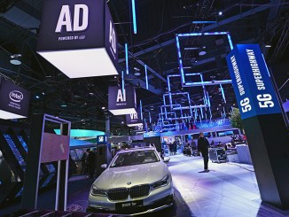 Intel presenta l'automotive di domani al CES 2018