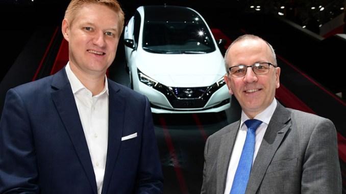 E.ON e Nissan, una partnership per l'energia distribuita