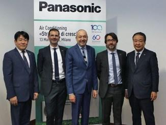 MCE 2018, le strategie di Panasonic Air Conditioning
