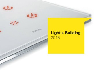 Light+Building 2018, l'innovazione Vimar in primo piano