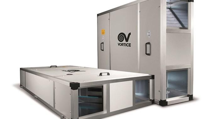 Vortice VORT NRG EVO ventilazione con recupero di calore
