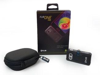 FLIR ONE Pro, termografia professionale a portata di smartphone