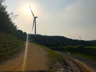 Affi veronese, inaugurato l'impianto eolico Agsm