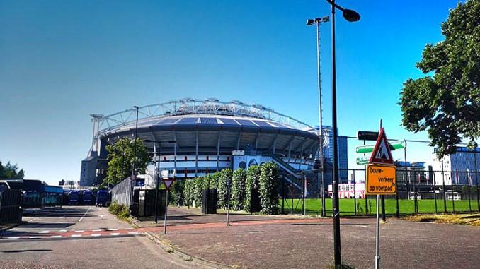 Amsterdam, l'efficienza e la sostenibilità della Johan Cruijff Arena