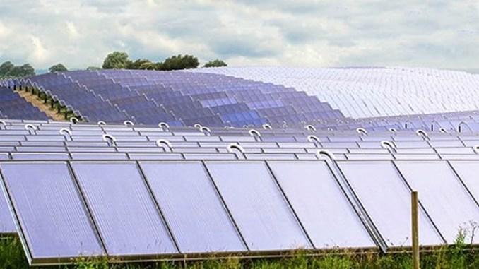 Solare termico, Danfoss alimenta l'impianto di Silkeborg
