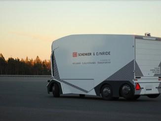 Ericsson, Einride e Telia alimentano furgoni sostenibili 5G