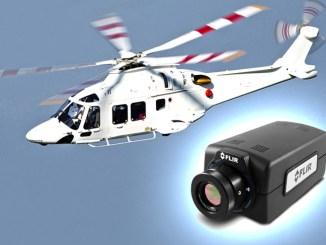 FLIR, monitorare i livelli di stress dei piloti di elicotteri