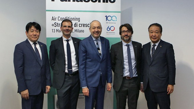 Panasonic Air Conditioning entra in REbuilding Network
