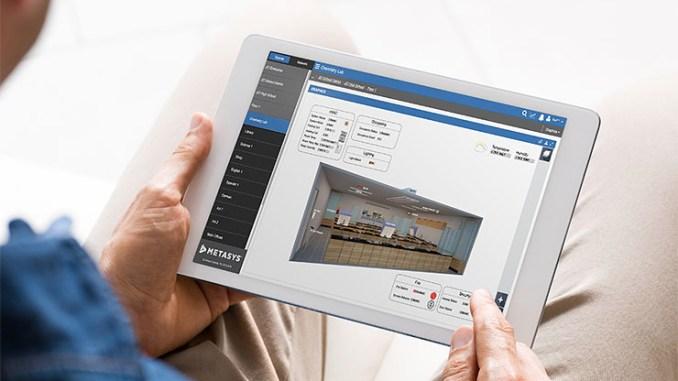 Johnson Controls Metasys 10.0, building management unificato