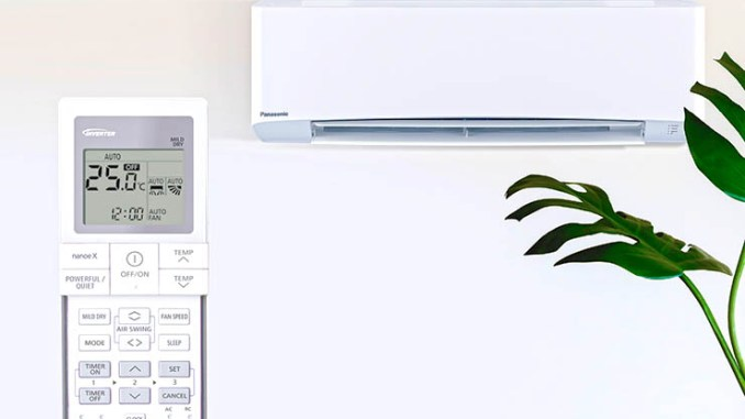 Panasonic Etherea VKE, climatizzatori mono split evoluti