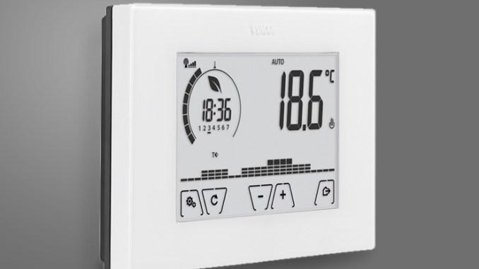 Vimar Wi-Fi ClimaThermo, il termostato per case smart