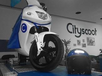 Cityscoot, lo scooter sharing zero emissioni arriva a Milano