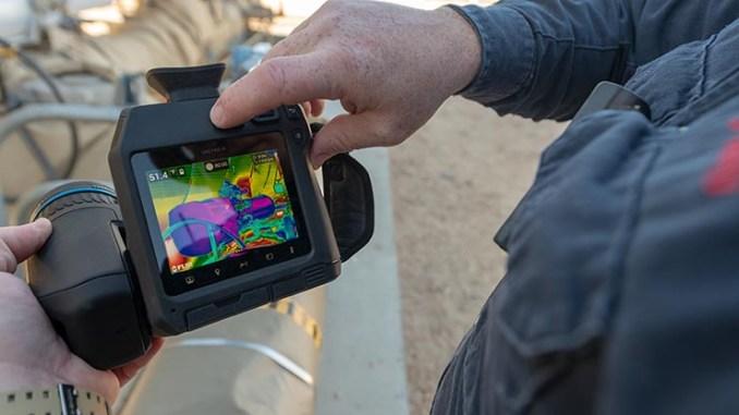 FLIR GF77, termocamera cost effective per il rilevamento di gas
