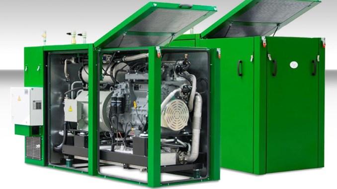 La cogenerazione efficiente di 2G Energy g-box 50