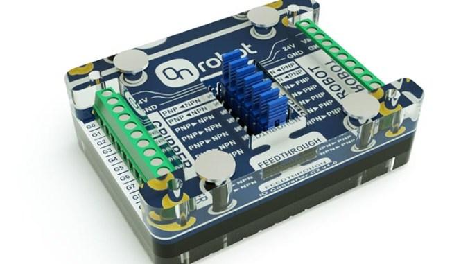 Compatibilità estesa con il Kit Converter OnRobot