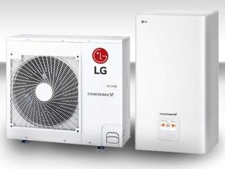 LG Therma V Split con gas R32