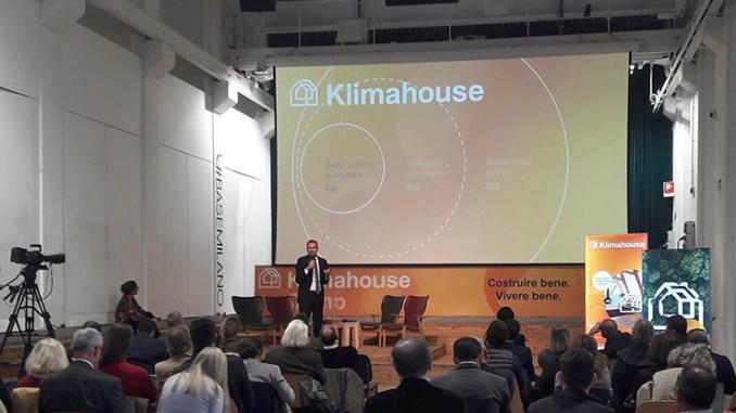 L'uomo e l'architettura moderna in scena a KlimahouseCamp