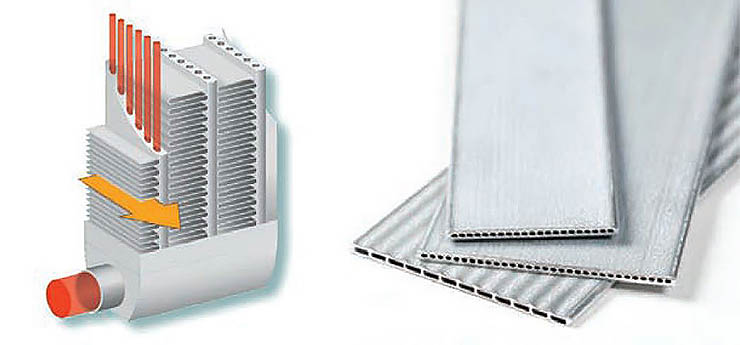 Condensatori di vapore per il termotecnico, il parere di EVAPCO
