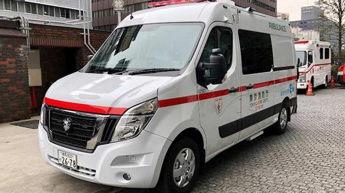 Ambulanze a zero emissioni