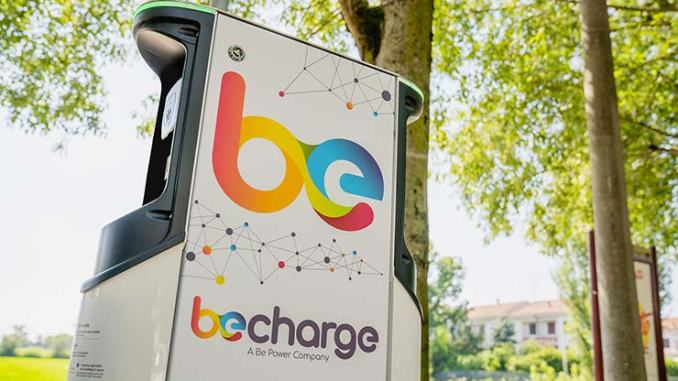 Be Charge-Telepass Pay
