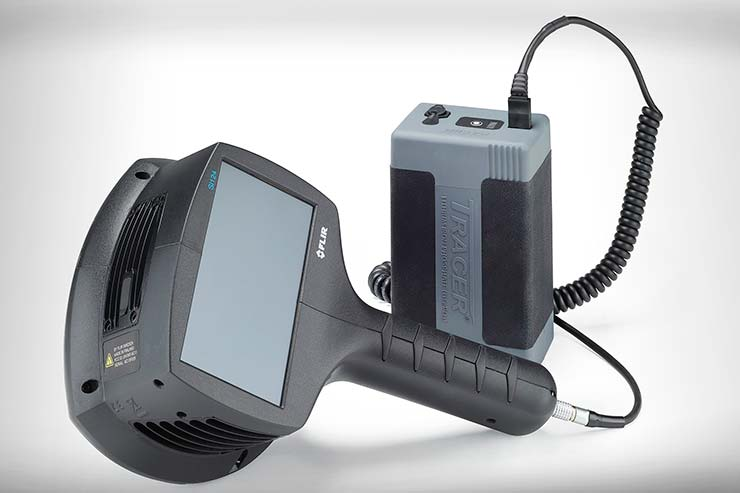 Telecamera a ultrasuoni
