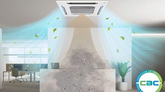 Purificazione aria